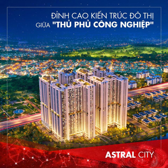 Astral City Thuận An